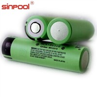 Panasonic 18650 Battery 3400mah 3.7v  Li-ion Battery with Wholesale Price