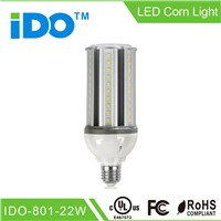 Super bright 115lm/w 22w led corn lamp with TUV certification