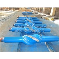 200 L2 40CrMnMo Three Roller Driliing Stabilizer For Heavy Weight Drill Pipe