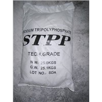 STPP 94% min sodium tripolyphosphate industrial grade