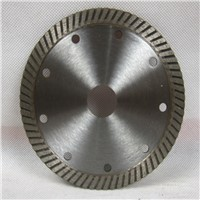 4.5-10inch hot pressed turbo diamond saw blade for stone granite