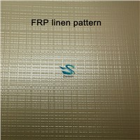 Linen Finish FRP Wall Panel for Decoration