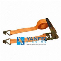 EN12195-2 Ratchet Tie Down Strap