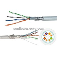 Cat5e SFTP LAN Cable