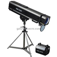 MANUAL Follow Spot 2500w  Stage Follow Light