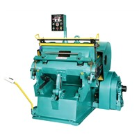 ML1100 creasing and die cutting machine