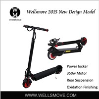 Wellsmove 2015 New Folding Electric Scooters 36v350w CE Certificate