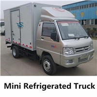 Economical Mini Refrigerated Truck Box