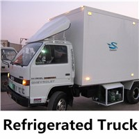 FRP Chilling Truck Box for Frozen Food