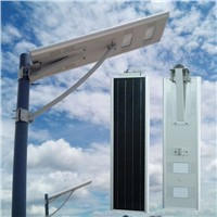 All In One Solar Street Light with Motion Sensor