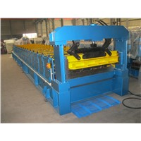 CoverMax roofing and wall cladding roll forming machine