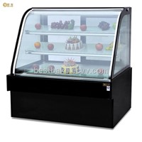 Freestanding single electric cake display refrigerator (BY-CC1200)