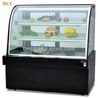 Luxury Cake Display Cooler /Cake Display Refrigerator BY-CW1200