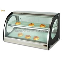 Stainless steel counter top cake display warmer(BY-HT900)