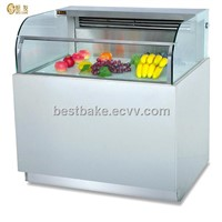 Luxury open cake display cooler CK-1000