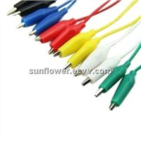 Test Cable With Alligator Clip