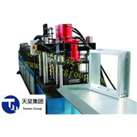 fire damper roll forming machine manfacturer