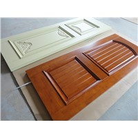 2 panel interior wood doors