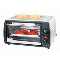 Full funcation electric ovens HBD-09  HOMEBAODE UKOEO 9 liters capacity