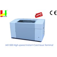 High-speed Instant Card Embossing Encoding Terminal