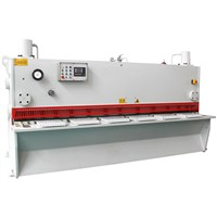 Hydraulic guillotine shear,hydraulic shearing machine,sheet shearing machine QC11Y-6X3200