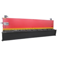 Hydraulic guillotine shear,hydraulic shearing machine,guillotine shearing machine QC11Y-6x6000