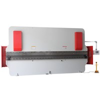 Hydraulic press brake for sheet metal bending WC67Y-160T6000