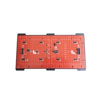 LYSONLED Single Color LED Display Module With Ears