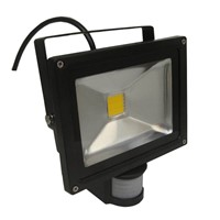 Sensor led flood light 10W