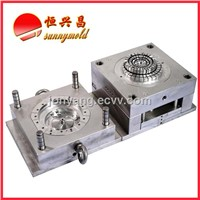 Precision mold design and manufacturing/Plastic injection mould/double color mould