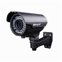 Zoom Lens Waterproof Security Camera