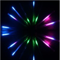 New LED Meteor lights rain drop shower For Christmas Wedding Garden Decoration Lamp 100-240V