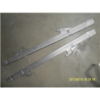 Sinter machine Heat resistant Grate Bar