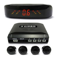 Parking Sensor Kit Reversing Assist Mini LED Display