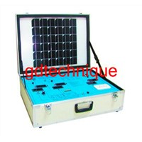 solar photovoltaic principle generation machine