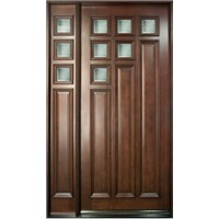 teak wood doors designs