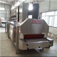 High performance IQF machine
