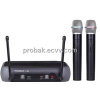 PROBAK VHF wireless microphone V-266