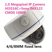 Mobile Phone Viewing IP Camera H.264 IP Camera IP Dome Camera