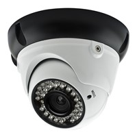 2.8-12mm Manual Zoom Lens Dome Camera