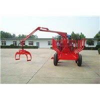 ZM10006 Log trailer crane for forestry industry