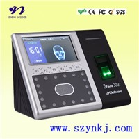 iFace302 ZKsoftware 4.3 TFT Screen Fingerprint Time Attendance