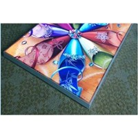 Ultra Thin 28mm LED Fabric  Light Box