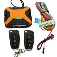 Keyless entry system with remote folding key control car door lock and unlock system,trunk release