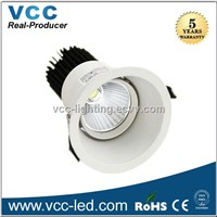 Dimmable 3W COB Led Downlight, Epistar COB Led Recessed Downlight