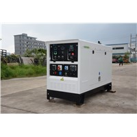 Multifunctional DC Welding Generator Set with MMA GMAW and TIG Welding Functions