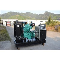 Generators Powered by Chinese Diesel Engine Genset with Faraday Alternator Chassis Fuel Tank