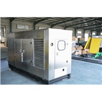 200kW Stainless Steel Canopy Perkins Diesel Generator 1506A-E88 Soundproof Three Phase Alternator