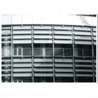Alu radiators or Extrusion aluminum for curtain wall