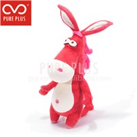 High quality cute cheap animal plush toy for kids